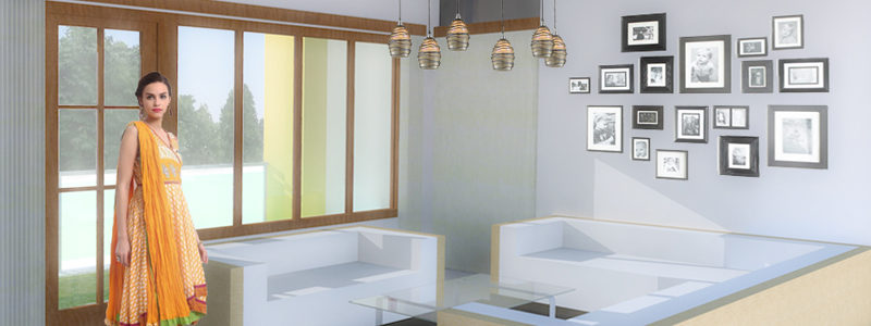 Rendering Photorealistic Interior Views in Photoshop